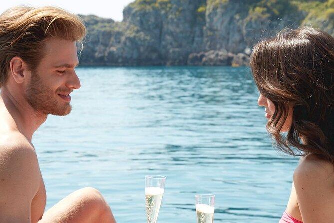 Private Sunset Boat Tour on the Amalfi Coast