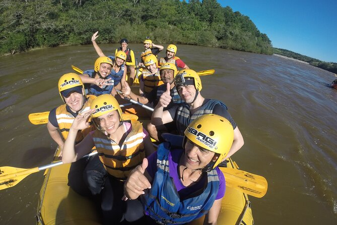 2-Day Rafting and Rappelling Adventure in Tibagi