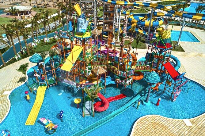 Full Day Aqua Park with transfer- Sharm El Sheikh