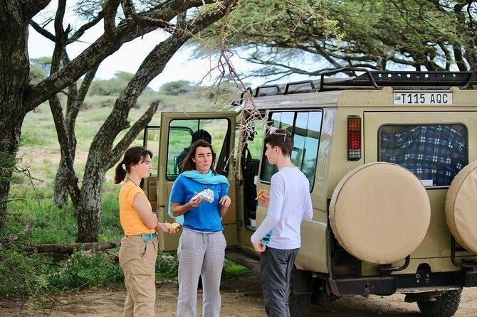 4 Days Tarangire, Serengeti & Ngorongoro Crater Joining Group Safari Tour