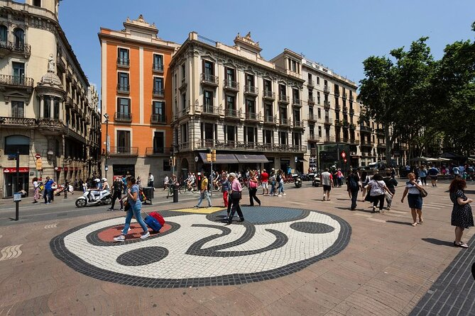 Catalunya Square (Plaça de Catalunya)