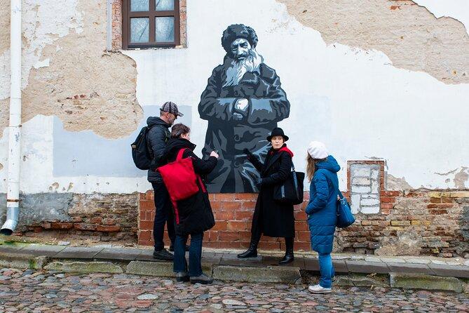 Jewish Heritage in Vilnius - Private Walking Tour