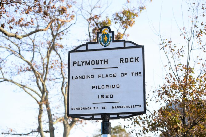 Boston to Plymouth Small Group Day-Trip with Plimoth Plantation & Mayflower II