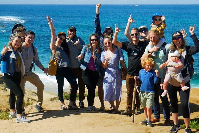La Jolla Cove Walking Tour