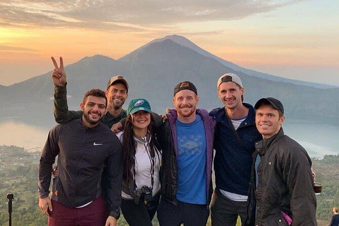 Mount Batur Sunrise Hiking with Private Hotel Transfer All-inclusive