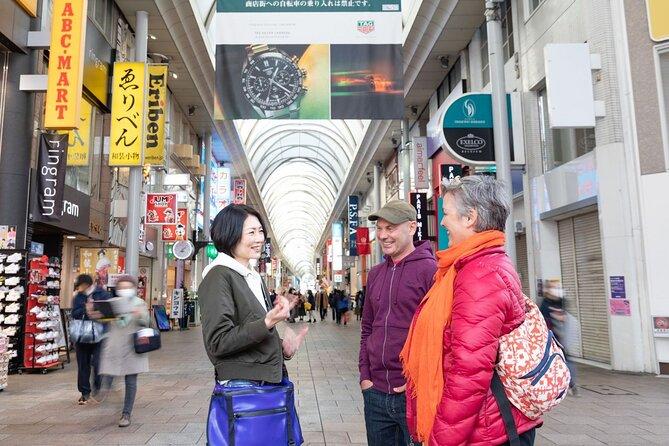 Street-level Hiroshima City Walking Tour