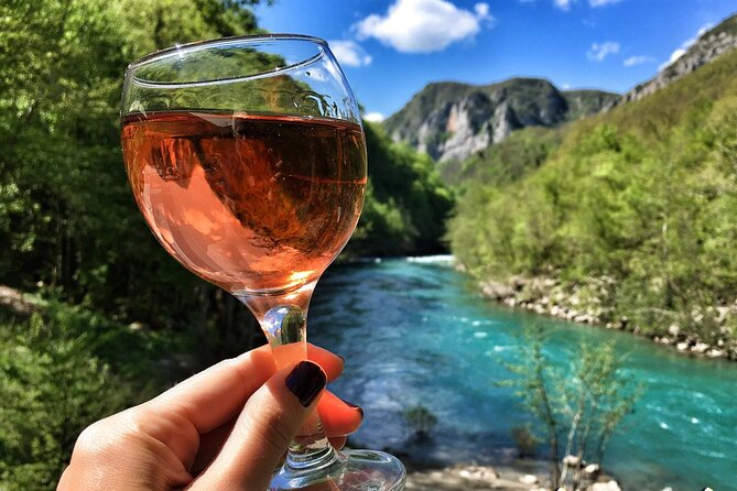 Podgorica sights - panorama and family winery