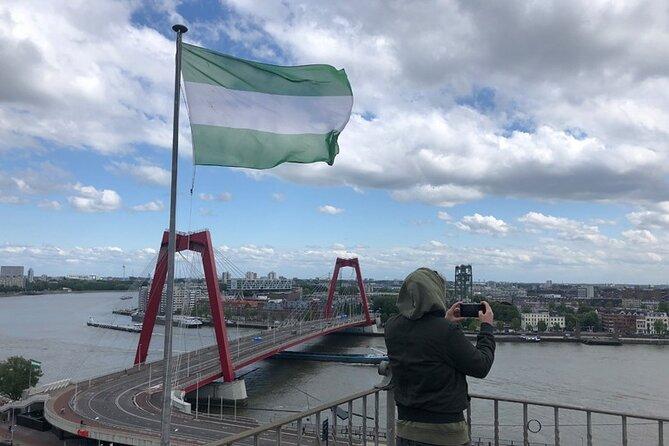 Rotterdam World War II and the Reconstruction Walking Tour