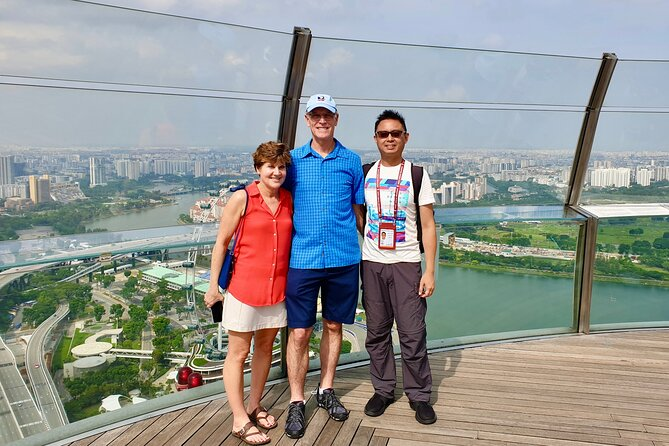 Half Day In Singapore With A Local: Private, See the City Unscripted
