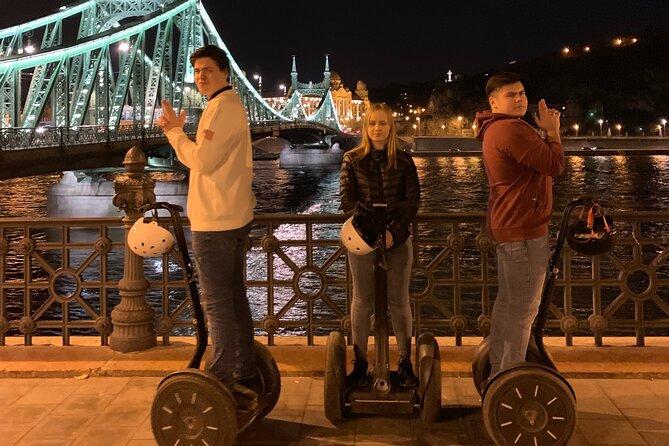 Budapest 2-Hour Night Segway Experience