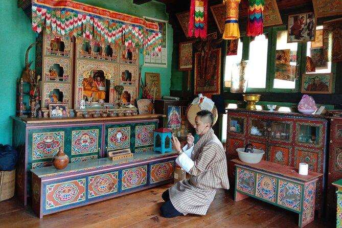 Virtual Bhutanese House Private Tour