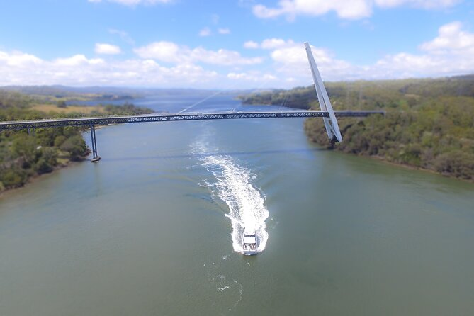 Batman Bridge 4 Hour Luncheon Cruise including sailing into the Cataract Gorge