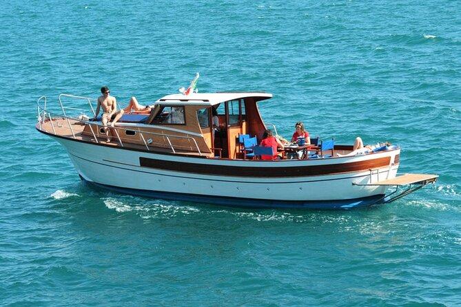 Discover Capri from Amalfi Coast