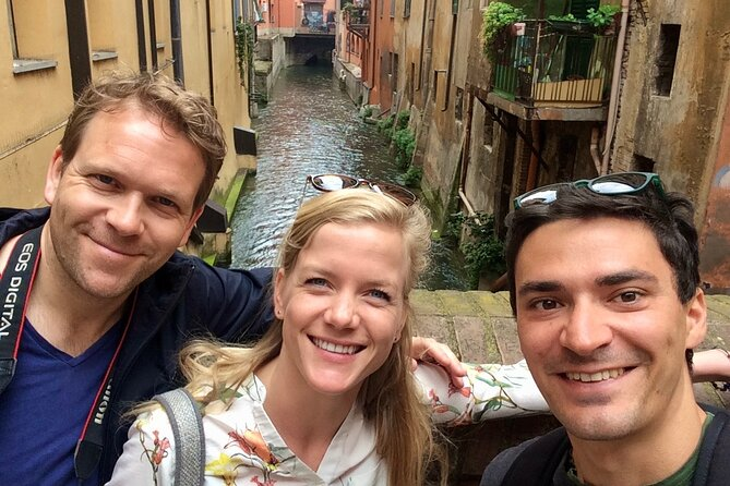 Bologna Half Day Tour with a Local: 100% Personalized & Private