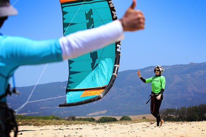 Private Kitesurfing Lessons for All Levels in Tarifa