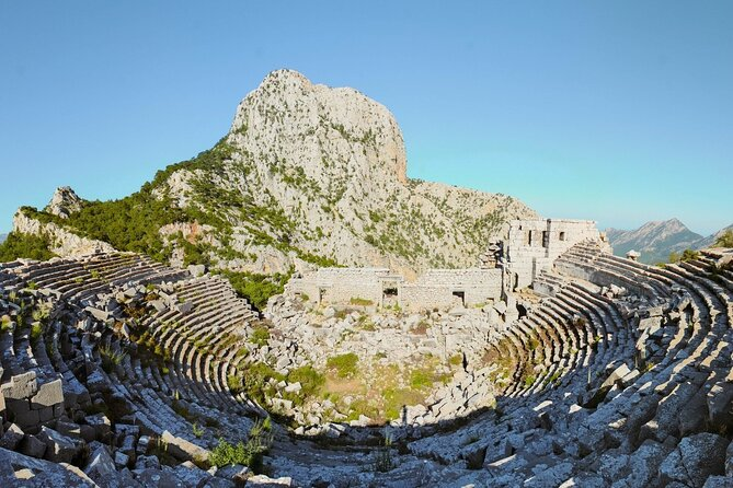 Termessos and Via Sebaste Tour from Antalya