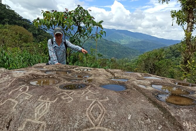 Mysterious Chiviaza, Waterfalls and Petroglyphs Tour.