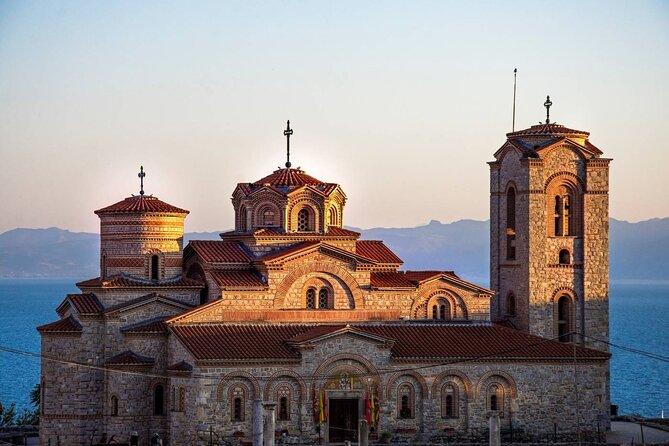 Ohrid City Walking Tour