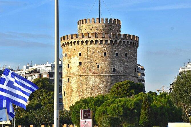 Skopje to Thessaloniki One Day Tour