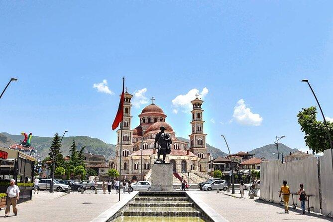Pogradec, Korcha & Pustec tour from Ohrid