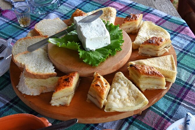 Ohrid tour and a home-hosted lunch in Kuratica village in a day from Ohrid