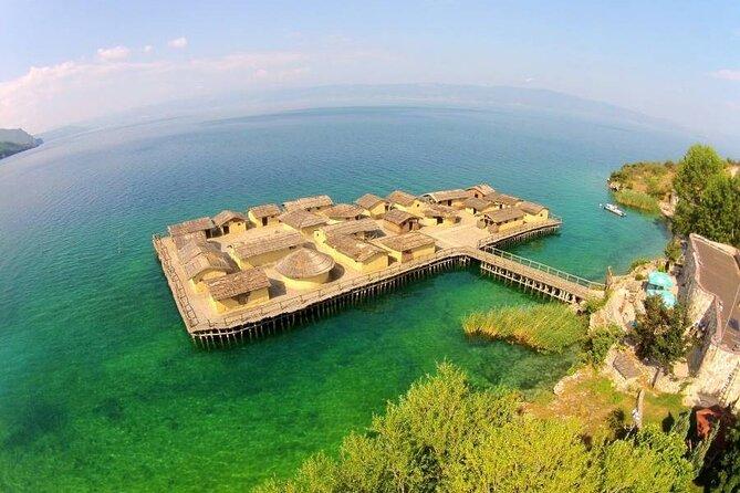 Ohrid & Bay of bones tour from Skopje