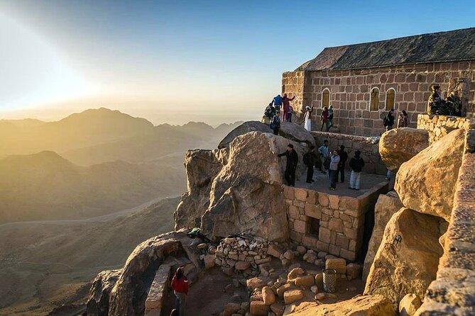 Private Mt Sinai and St Catherine Monastery Night Hiking Tour