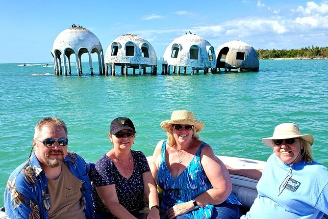 Cape Romano Shelling and Sightseeing Boat Tour from Marco Island