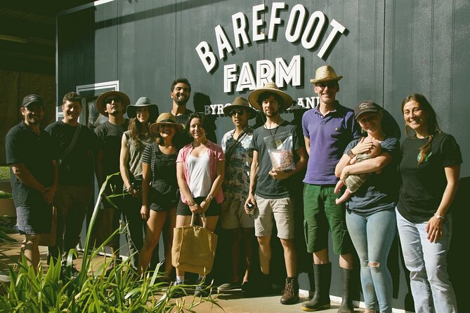 Pecan Farm Experience, Byron Bay's hinterland