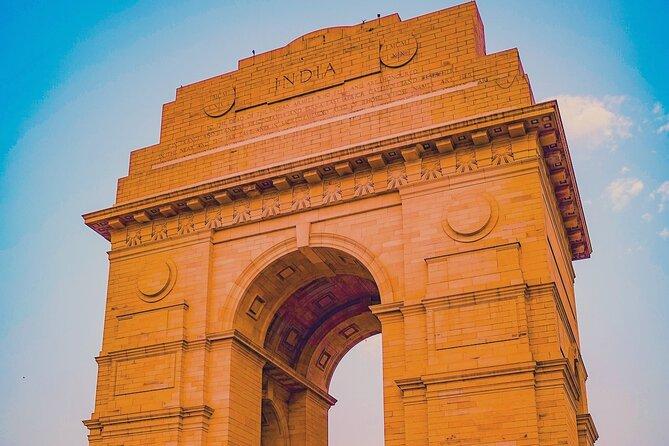 Explore Full-Day Tour of Delhi with Rickshaw Ride in Old Delhi-(Private Tour)