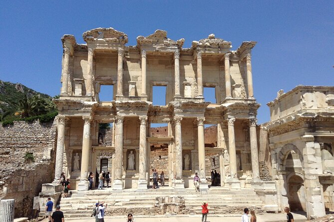 2-Day MINI Group Tour of Ephesus and Pamukkale from Kusadasi
