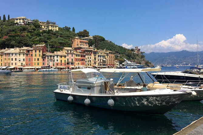 Cinque Terre & Portofino Boat Tour Excursion