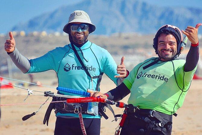 Kitesurfing Lessons Tarifa All Levels - Semi Private course