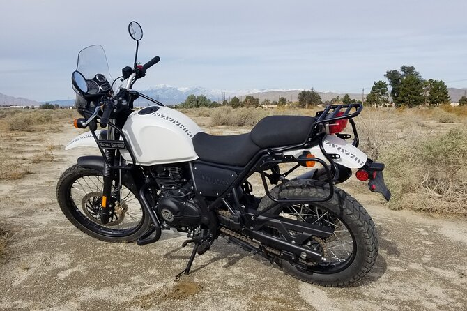 Dual Sport Motorcycle Rental