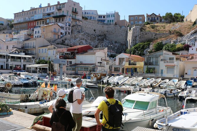 The Urban Hike of Marseille
