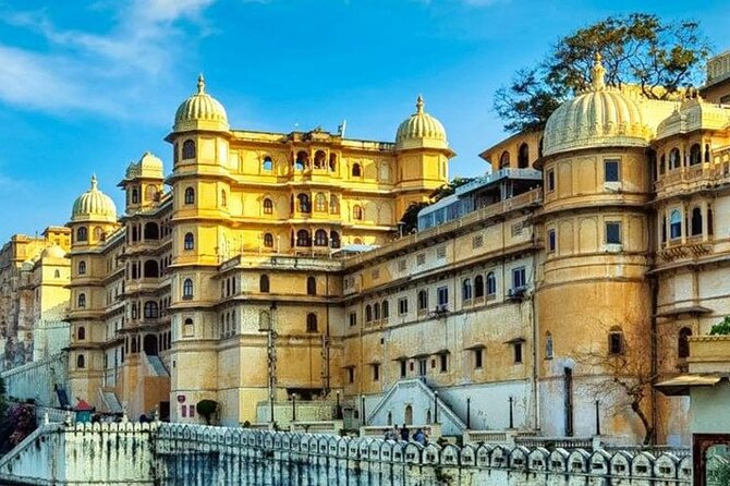 Udaipur Sightseeing Tour With Guide By Private Car