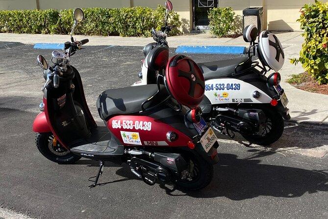 Italian Scooter Rentals in Fort Lauderdale