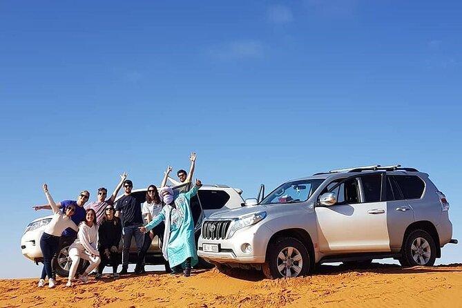 Private 3 Days desert tour from Marrakech to Merzouga dunes