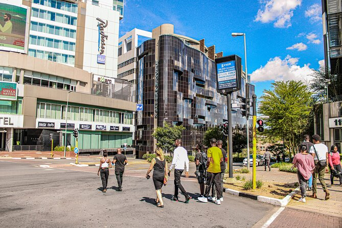 Re-Discovering Johannesburg & Cape Town