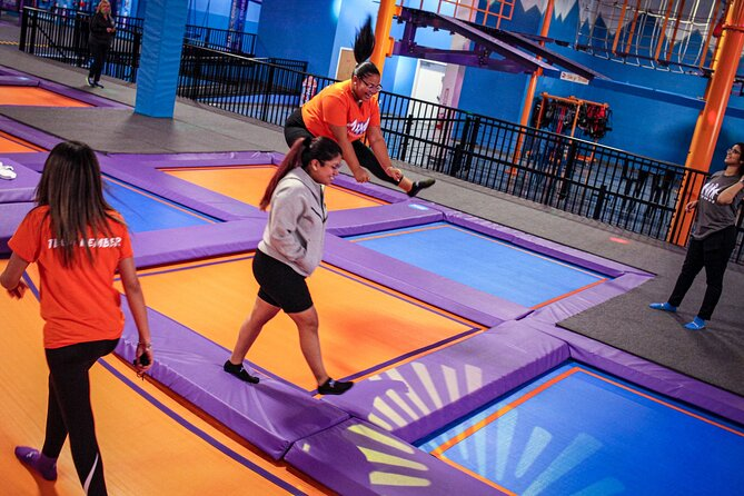 120 Minute Open Jump at a Trampoline Park in Kissimmee
