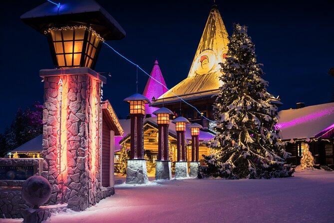 Santa Claus Village Guided Tour & Arctic Animals Adventure