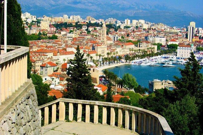 Walking Tour around Split City