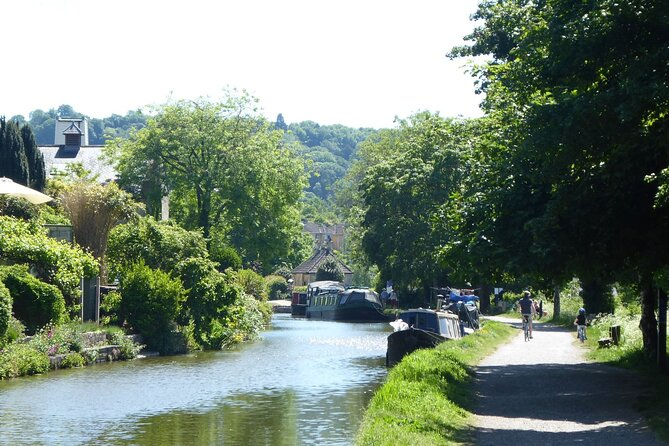 Highlights from Bath's Canal Walk: A Self-Guided Audio Tour