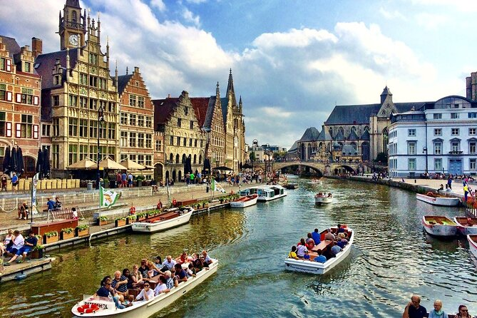 Self-Guided Scavenger Hunt in Ghent