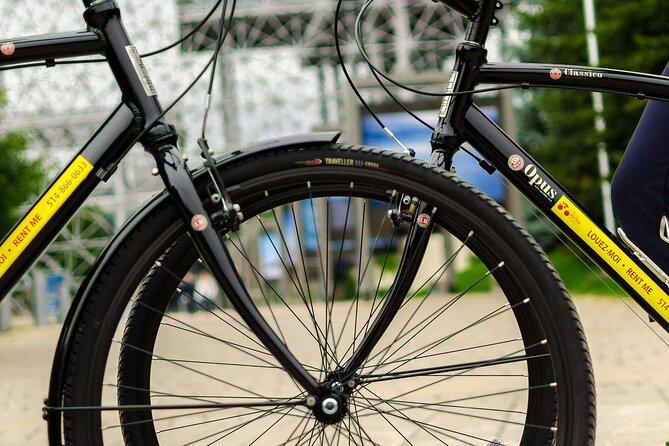Full Day Family Bike Rental