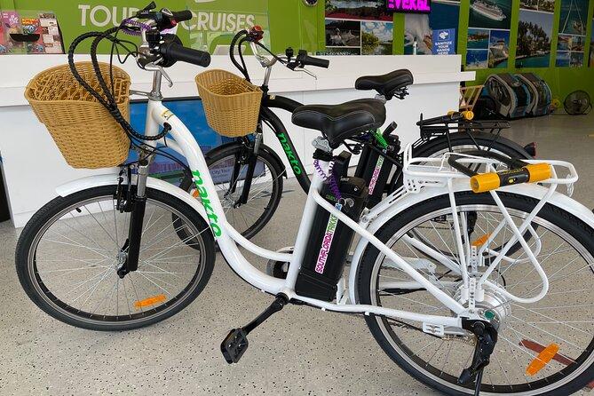 South Beach Electric Bike Rental