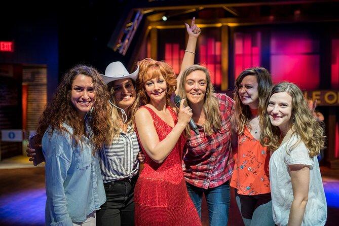 Madame Tussauds Nashville Admission and Meal at Hard Rock Cafe