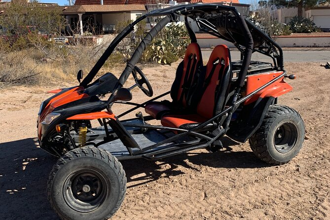 Dune Buggy Rentals for 2 hours