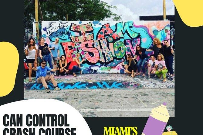 Miami's Best Graffiti Guide - Graffiti Demo