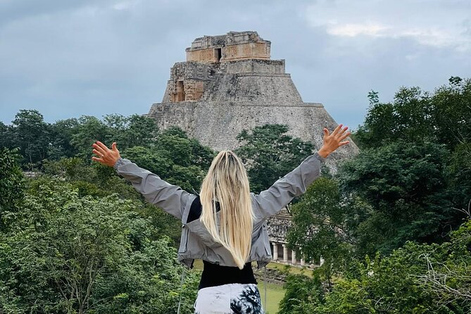 Full-Day Private Tour Discovering UXMAL with Certified Guide